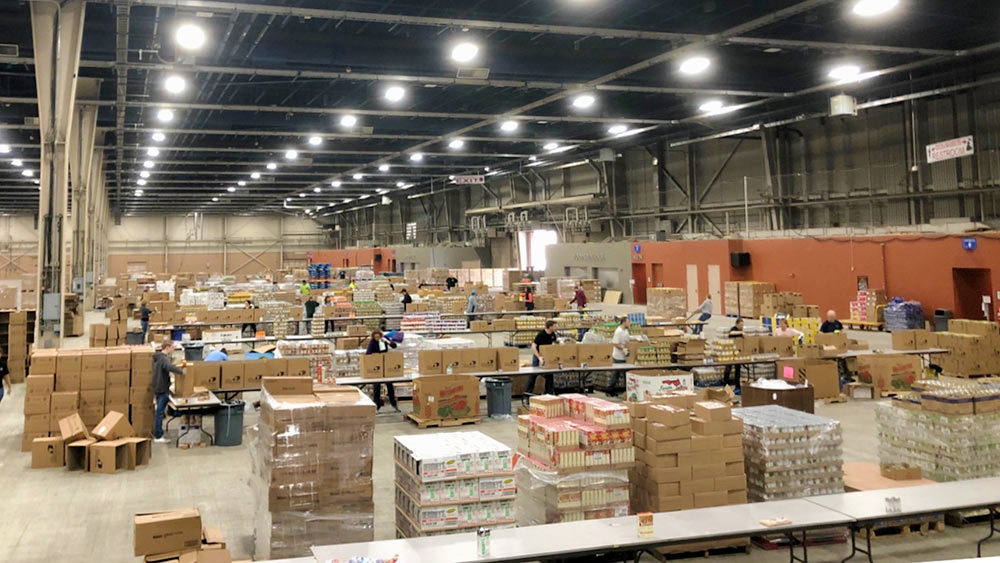 Central PA Food Bank: New Food Distribution Center