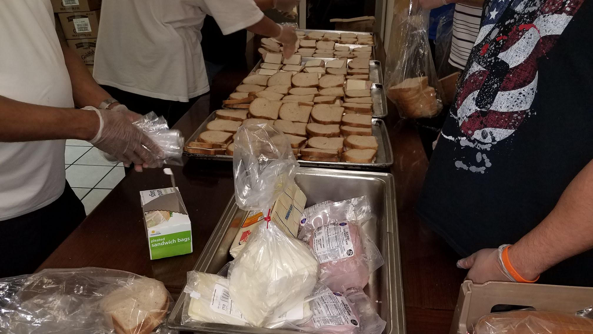 SACA Community Meals Program Rises to the Challenge