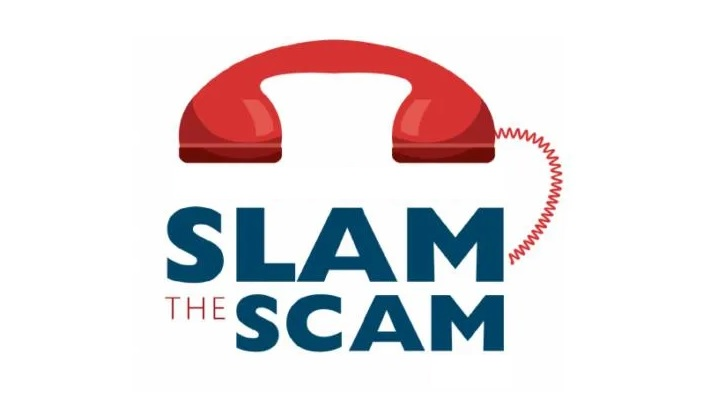 Slam the scam