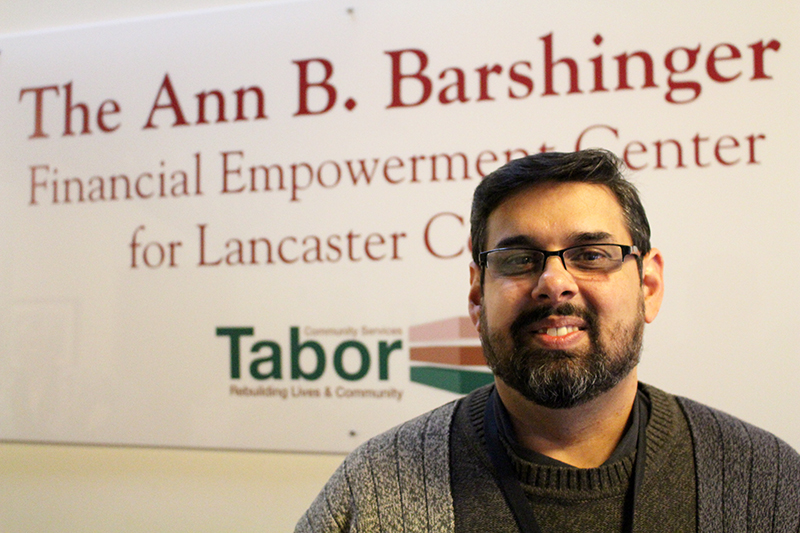 Todd Capitao, director of financial empowerment at Tabor Community Services. (Source: Tabor)