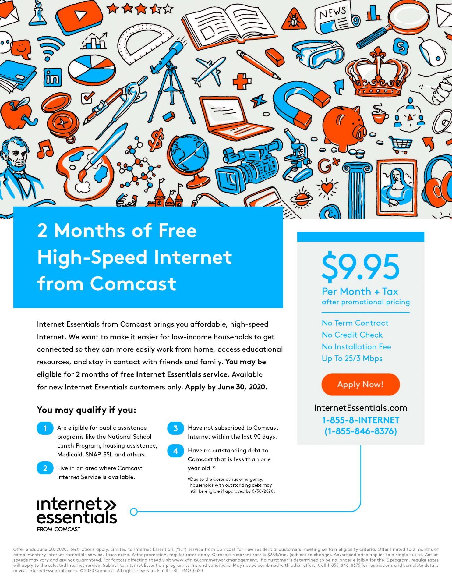 Are You Eligible for Comcast's Internet Essentials?