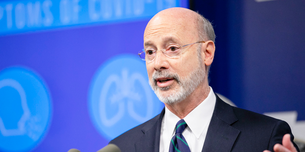 Gov. Wolf issues stricter rules to contain Covid-19