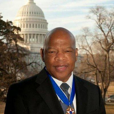 U.S. Rep. John Lewis (1940-2020)