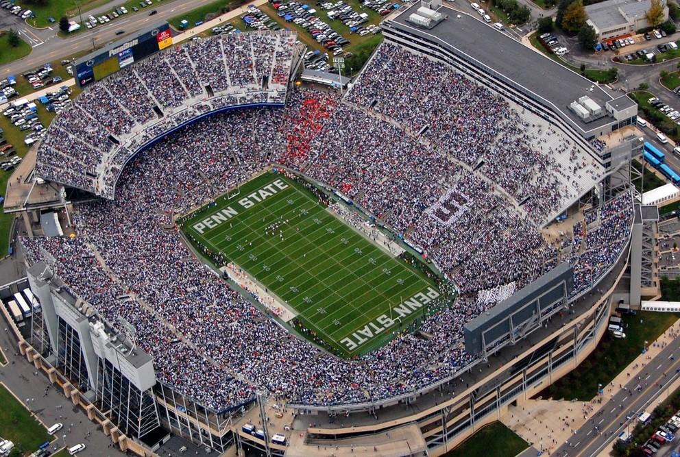 Beaver Stadium, Penn State (Source: Penn State)