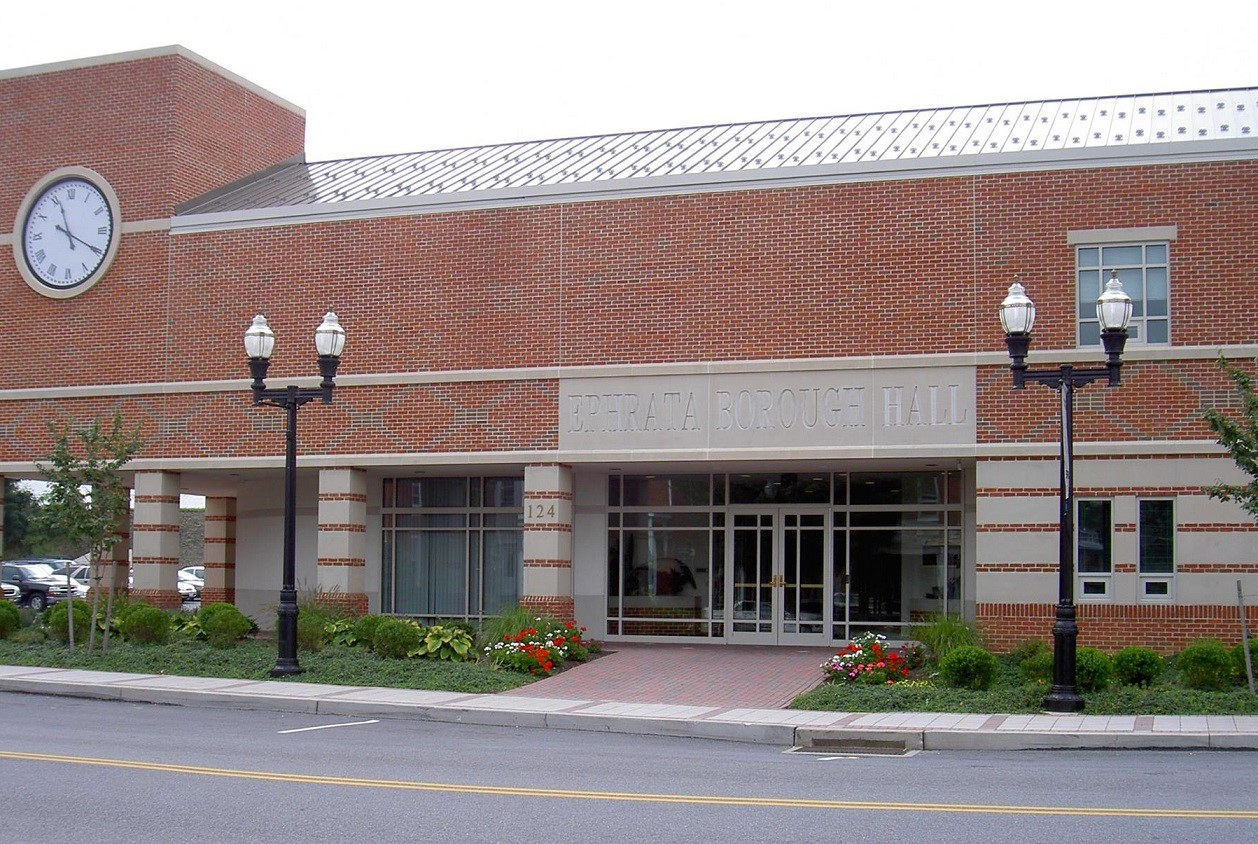Ephrata Borough Hall (Source: Ephrata Borough)