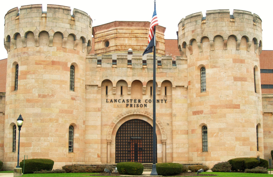Lancaster County Prison (Source: Lancaster County)