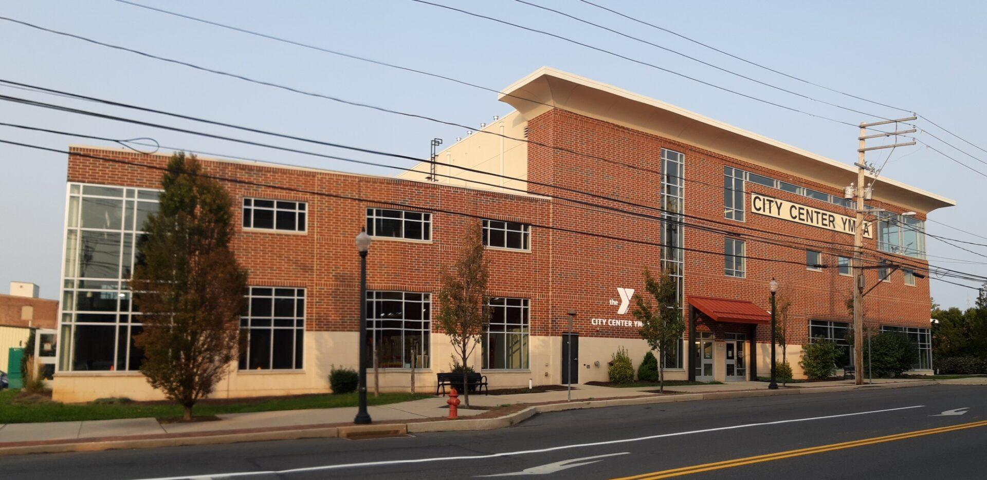 The Lancaster Family YMCA City Center, 265 Harrisburg Ave., is seen on Wednesday, Sept. 16, 2020. (Photo: Tim Stuhldreher)
