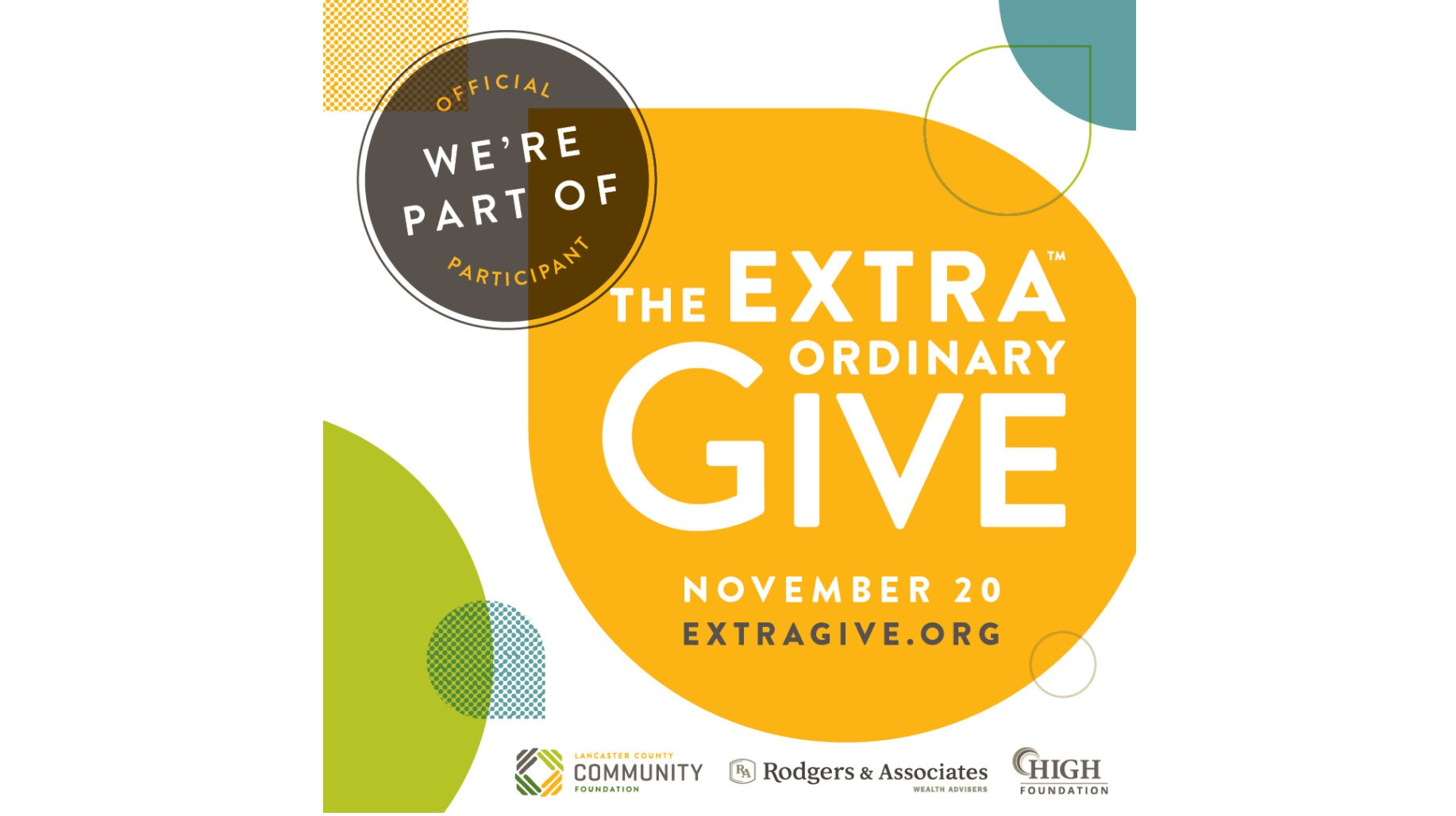 Deadline is Friday for nonprofits to join Extraordinary Give
