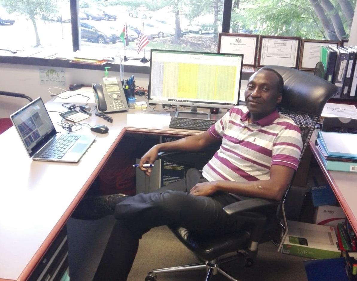 Mbatia Kuria (Photo: Provided)