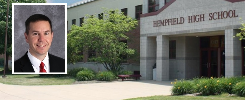 Mike Bromirski, inset, is superintendent of Hempfield School District. (Source: Provided)