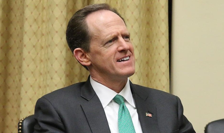 U.S. Sen. Pat Toomey, R-Pa. (Source: Office of Sen. Toomey)