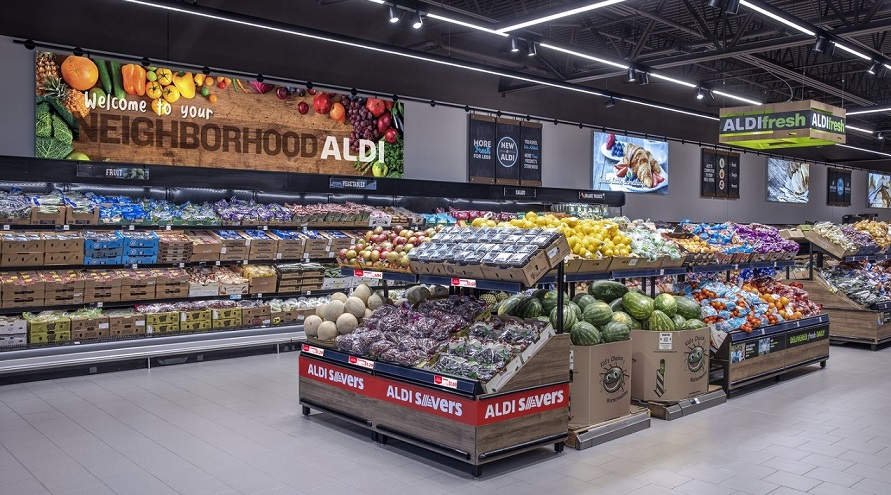 Aldi joins SNAP program for online grocery purchases