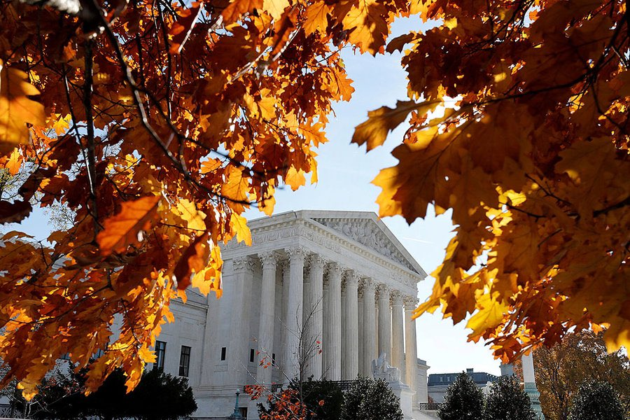 The U.S. Supreme Court. (Source: SCOTUS Blog)