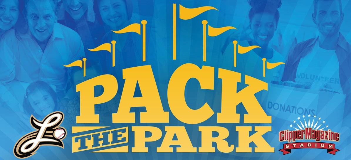 Lancaster Barnstormers hosting 'Pack the Park' donation drive
