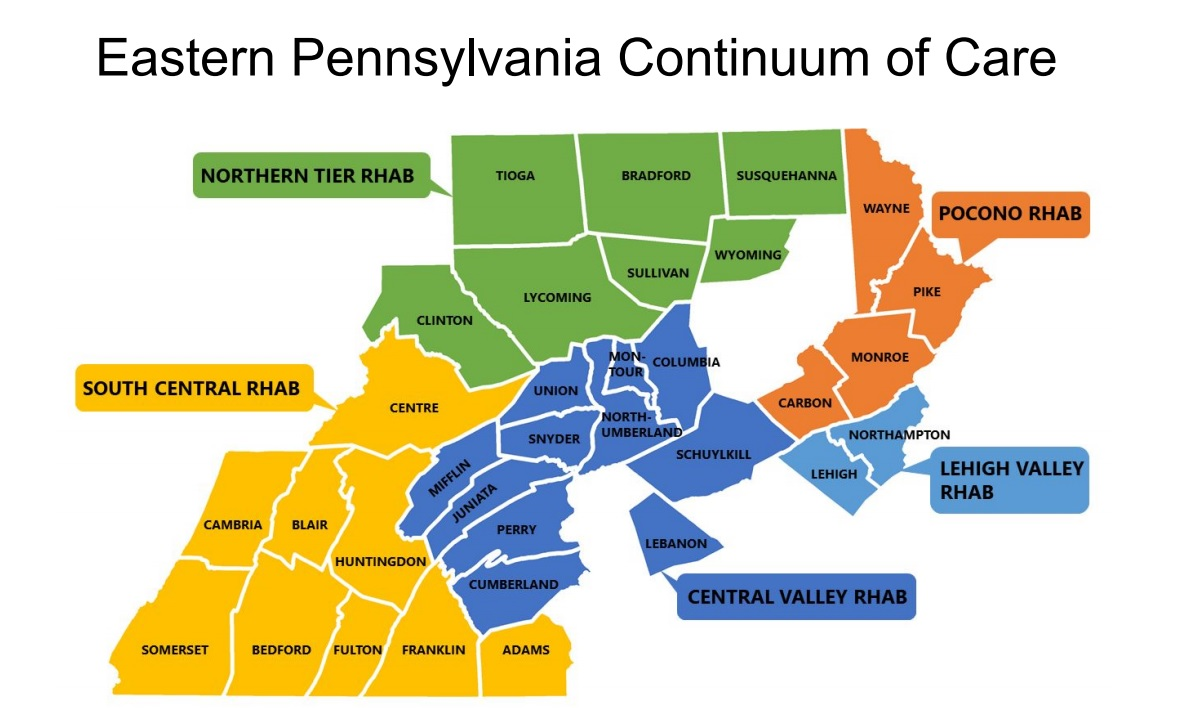 (Source: Eastern PA CoC)