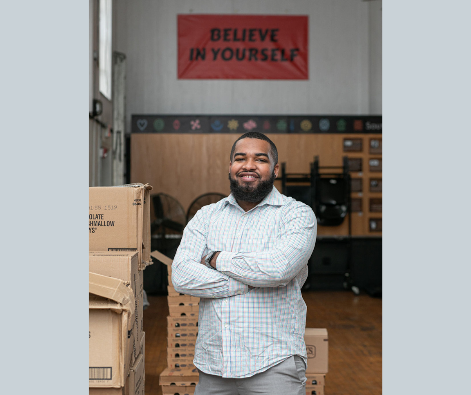 Black leaders in Lancaster: Joshua Hunter