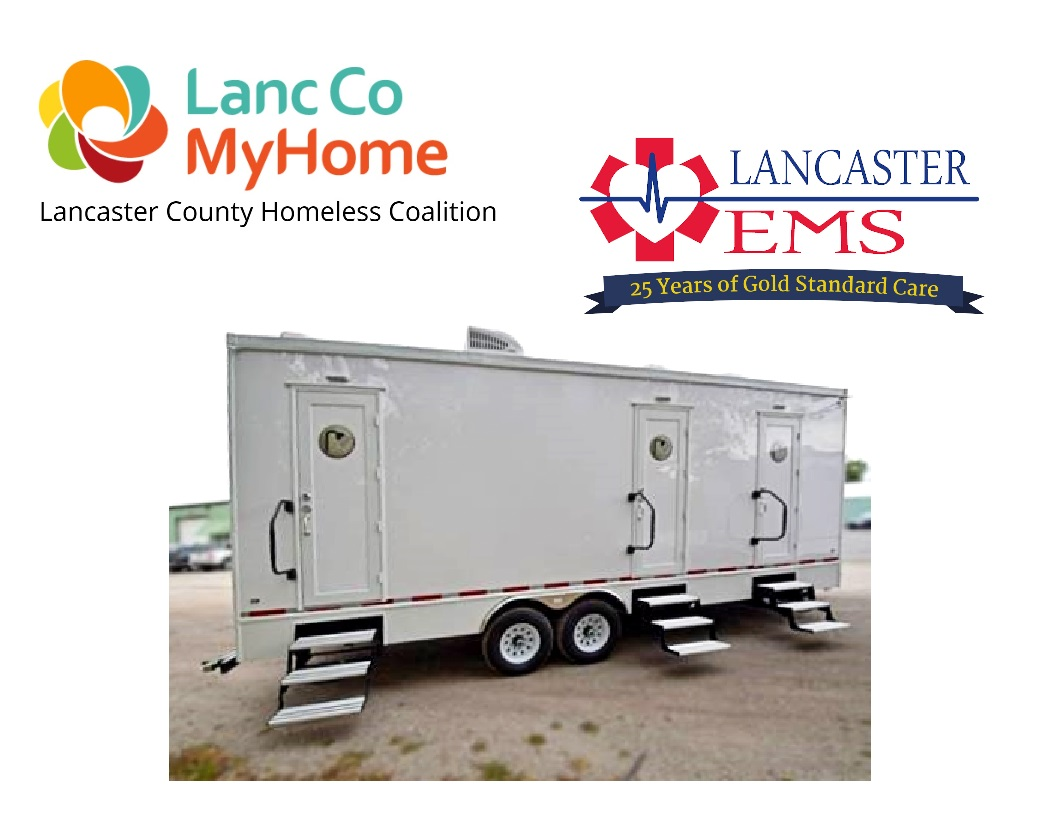 Delayed by pandemic, homeless coalition's shower trailer expected to debut in October