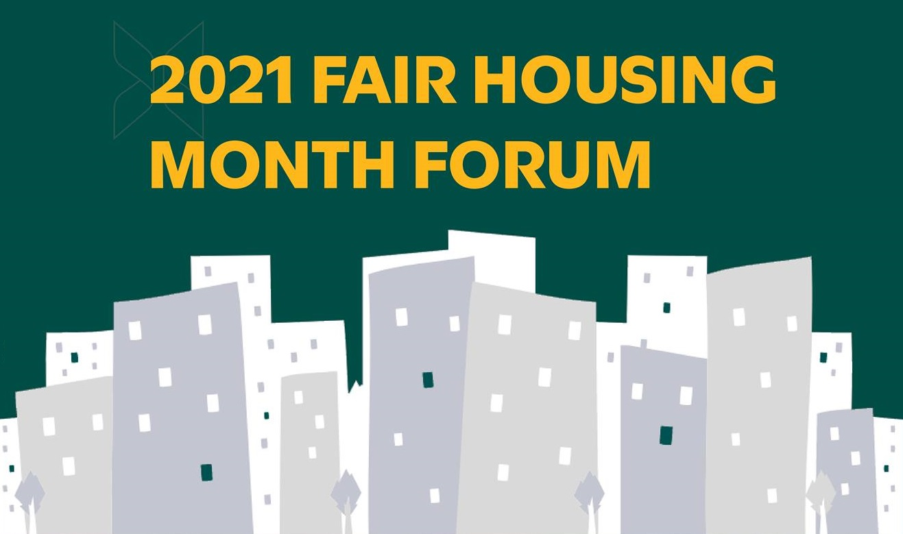 Online forum to focus on fair housing