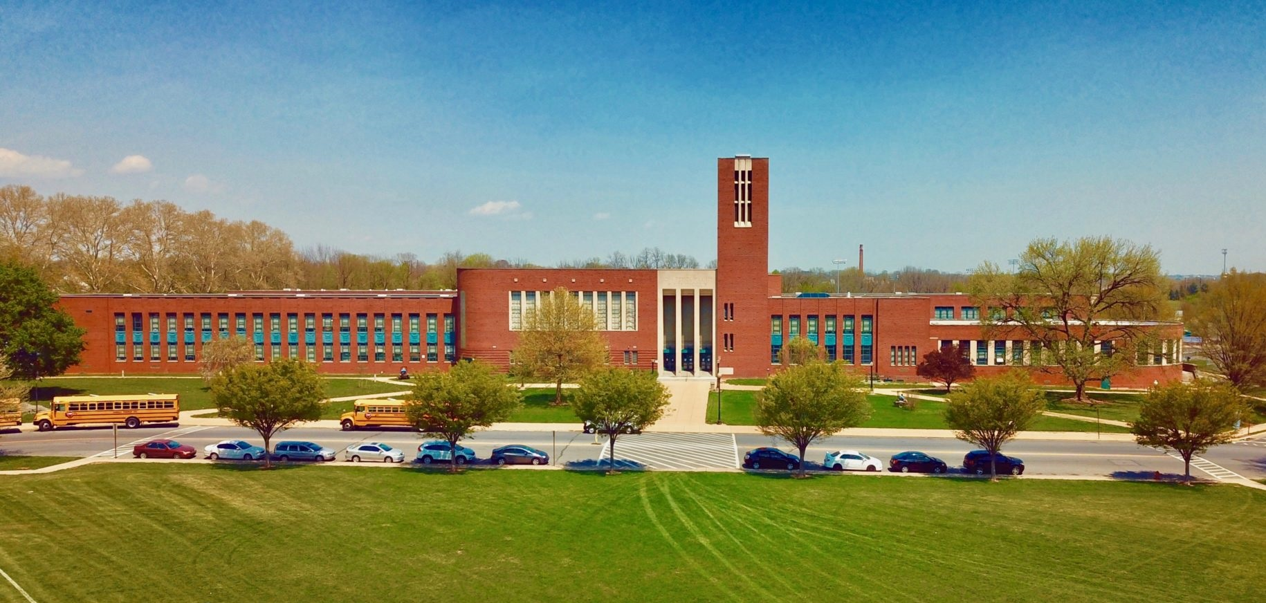 J.P. McCaskey High School (Source: SDL)