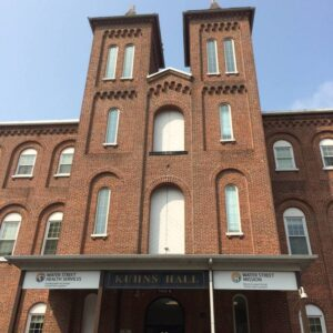 Kuhns Hall at Water Street Mission. (Source: WSM)