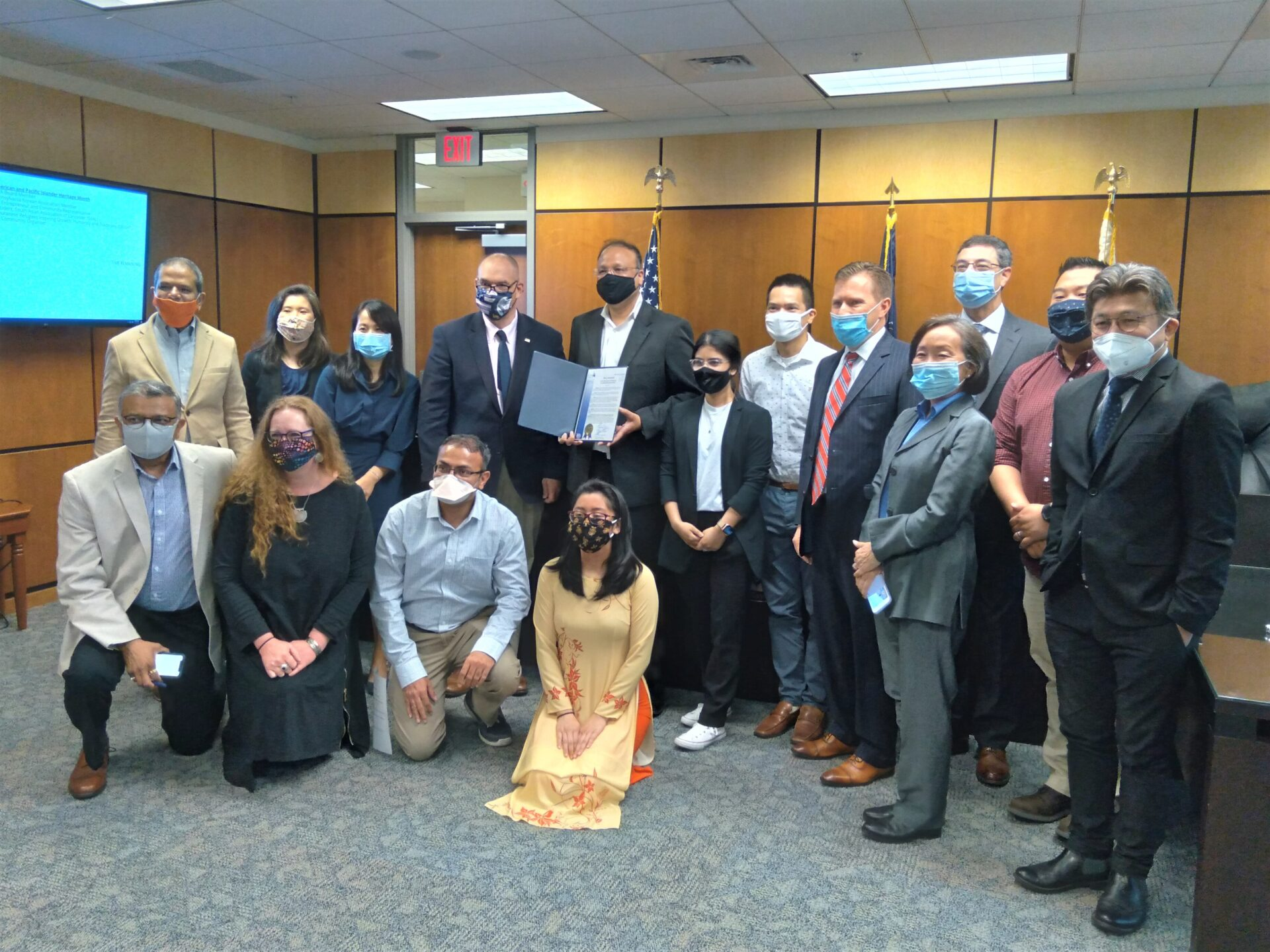 County recognizes Asian-American Pacific Islander Heritage Month