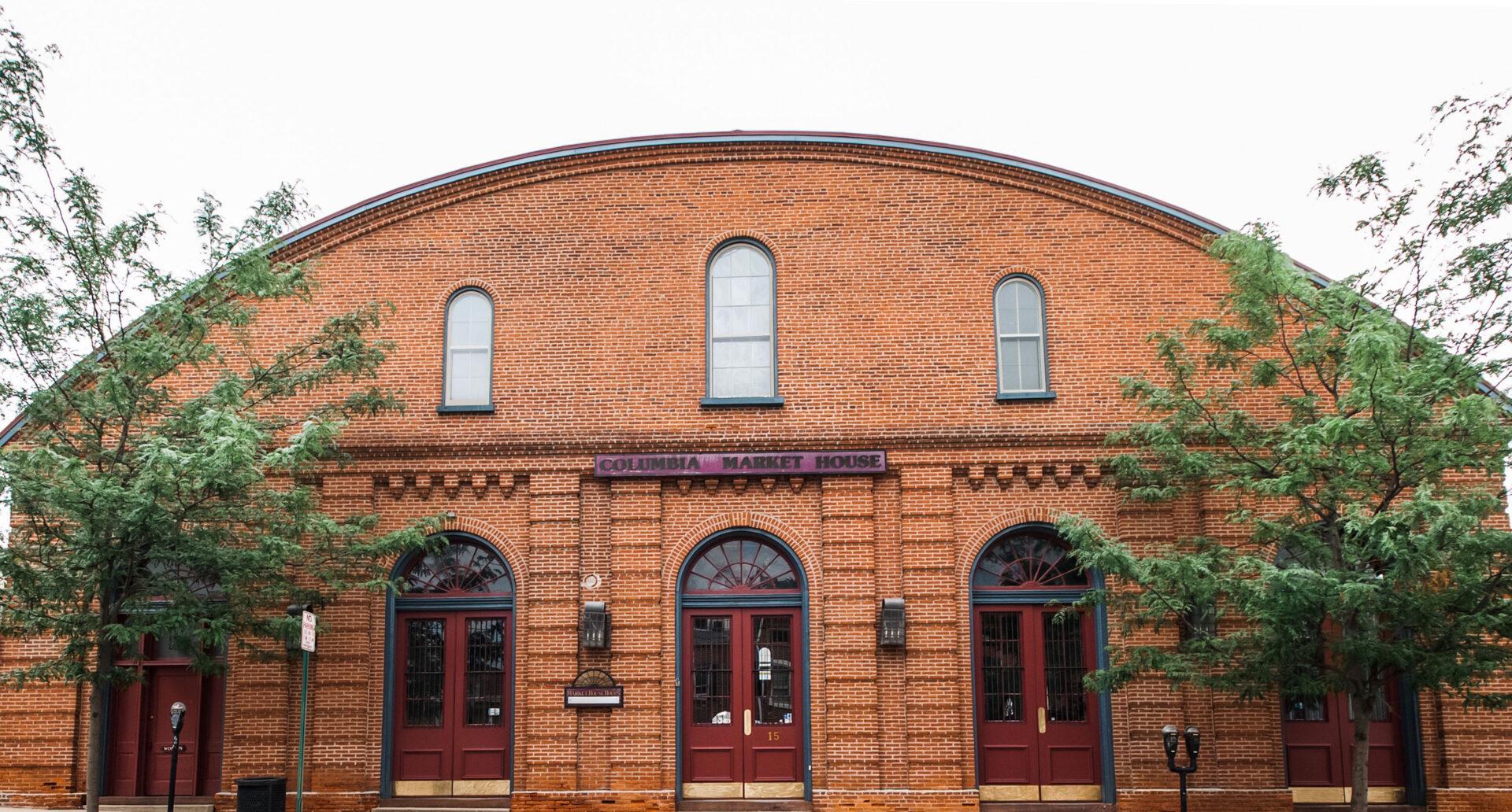 Columbia Market House (Source: Columbiapamarkethouse.org)
