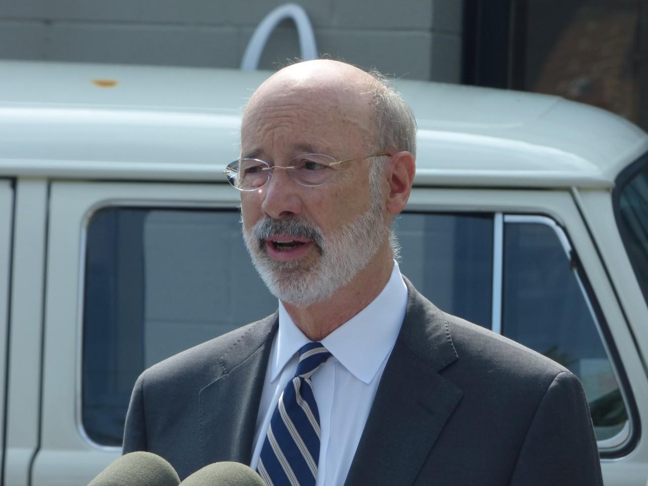 Gov. Wolf vetoes GOP bill to ban 'vaccine passports'