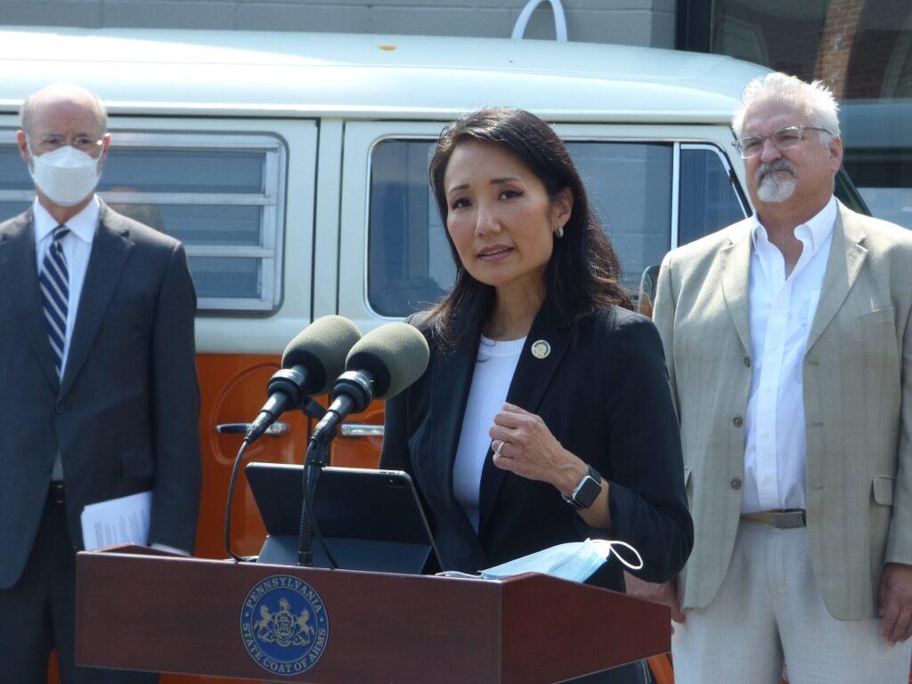 State Rep. Patty Kim, D-Dauphin. (Photo: Tim Stuhldreher)