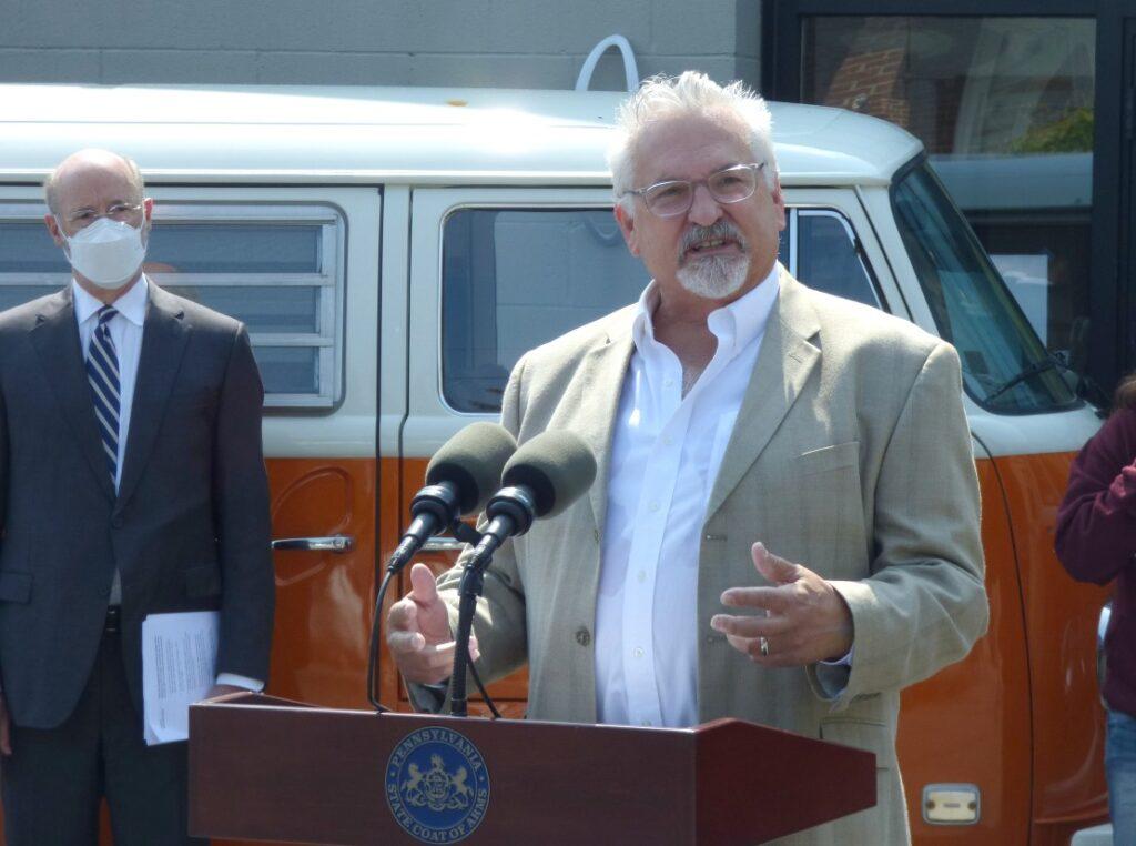 State Rep. Mike Sturla, D-Lancaster. (Photo: Tim Stuhldreher)