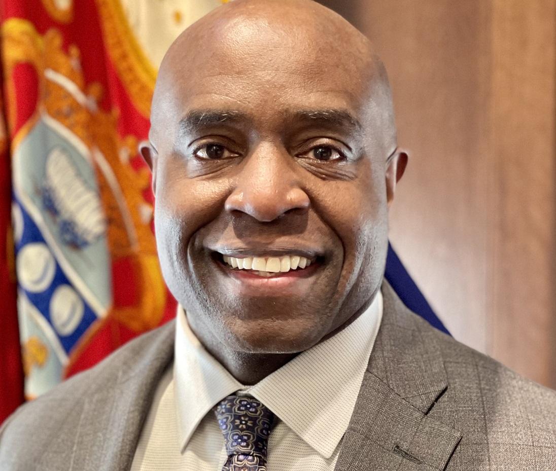 Interim no more: John Bey named Lancaster city police chief