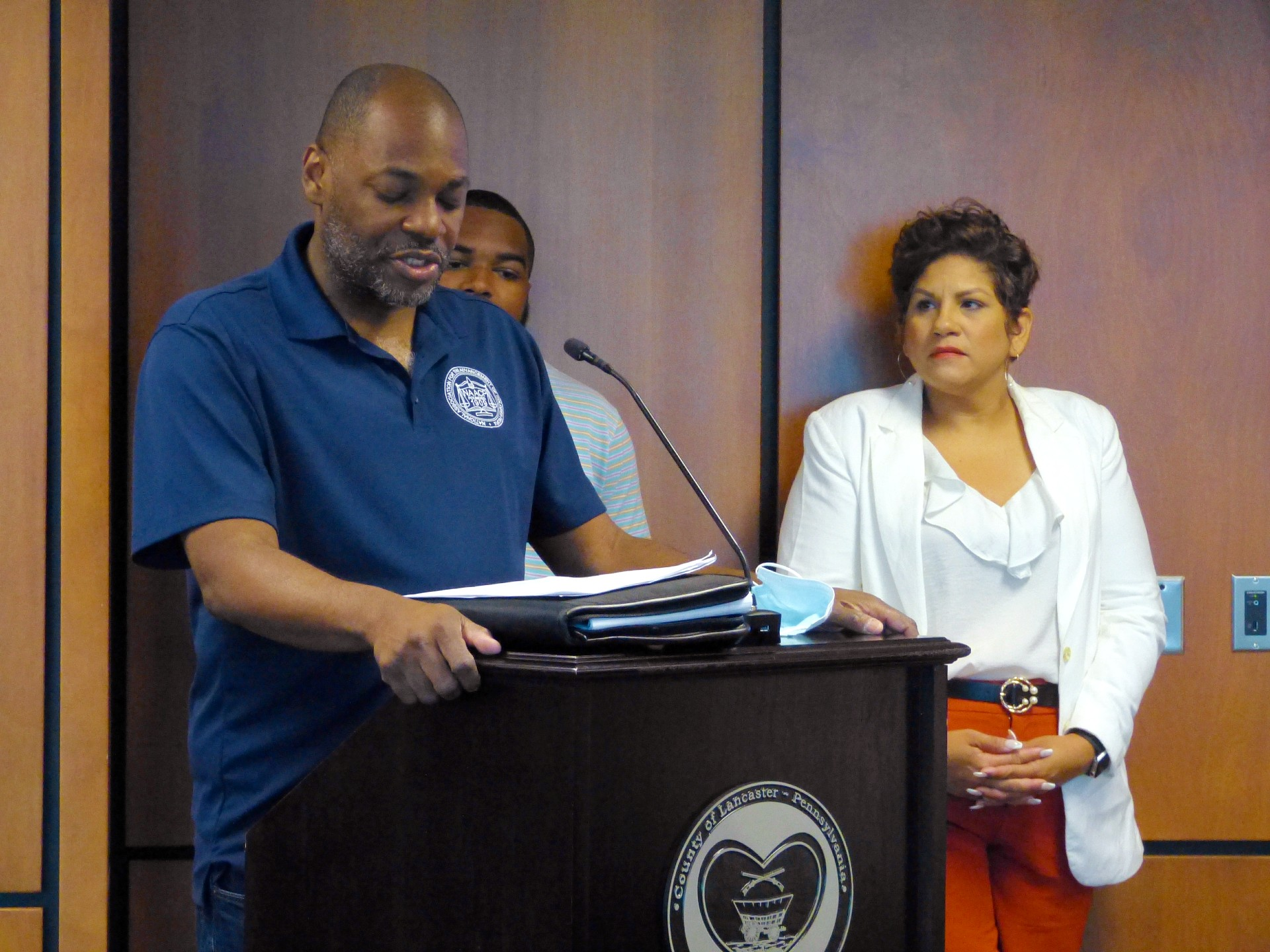 Commissioners issue Lancaster County's first Juneteenth proclamation