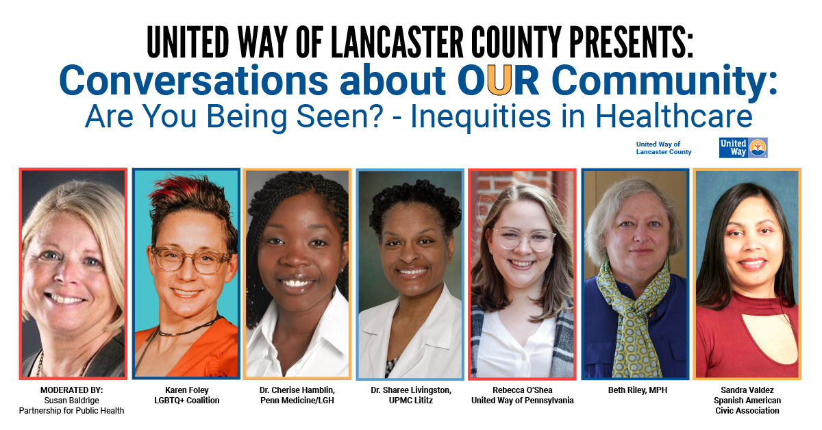 (Source: United Way of Lancaster County)