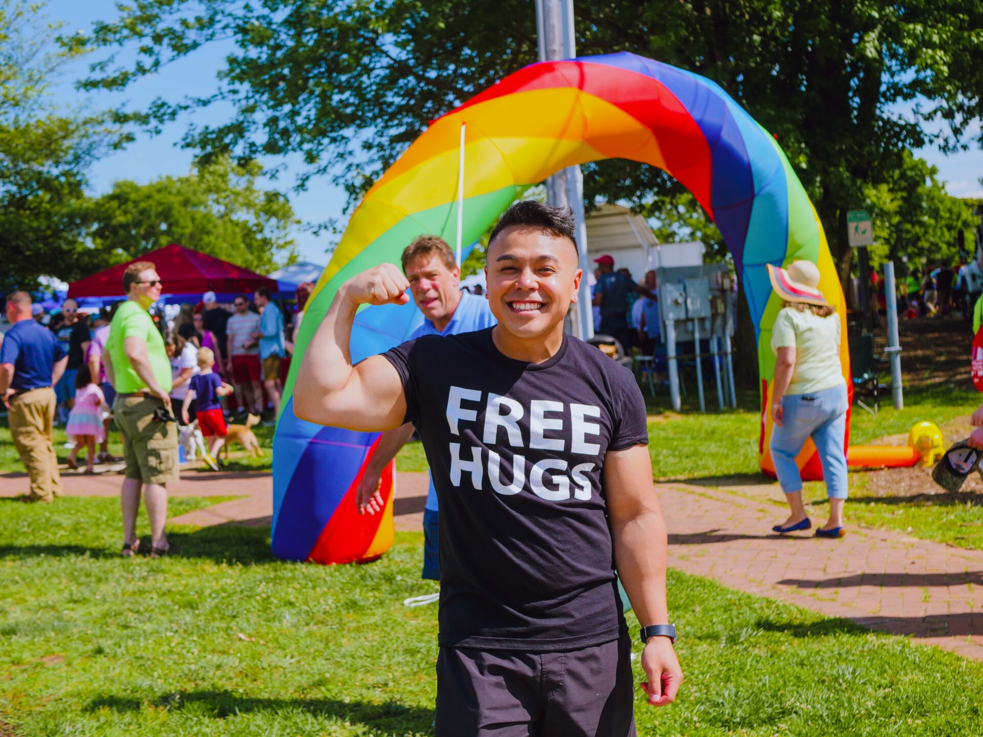 An LGBTQ+ leader in Lancaster: Brian Nguyen (Part 1)