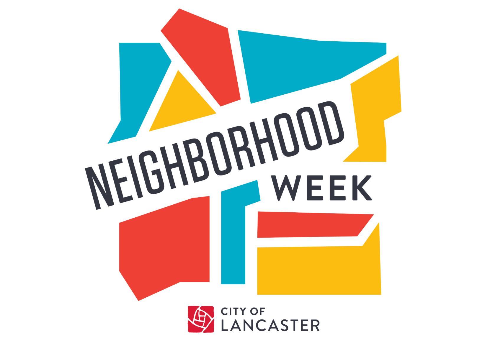 It's Lancaster city Mayor's Neighborhood Week