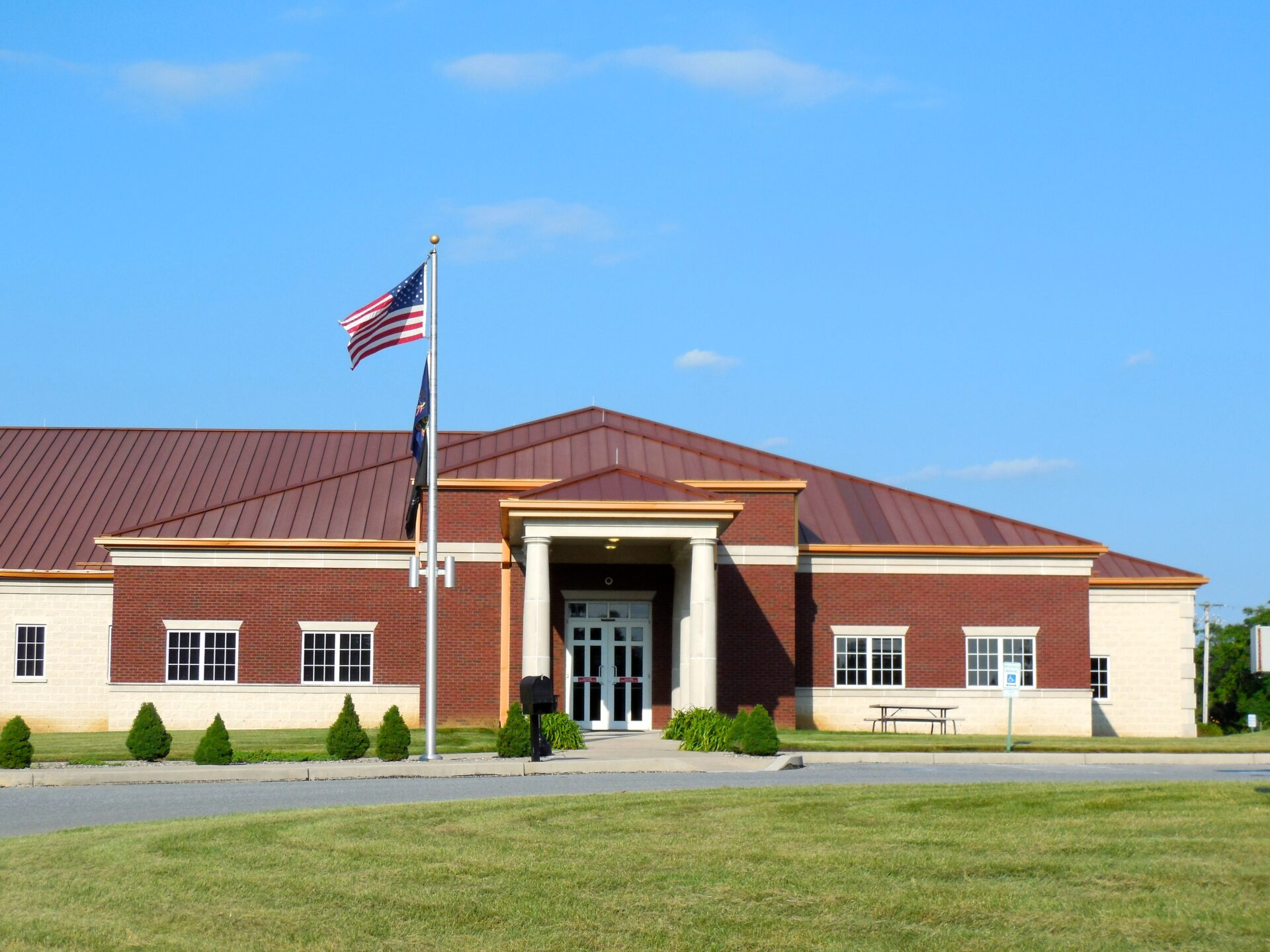 Lancaster County Youth Intervention Center (Source: co.lancaster.pa.us)