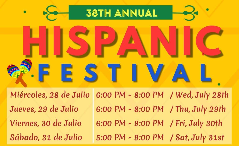 San Juan Bautista Hispanic Festival runs tonight through Saturday