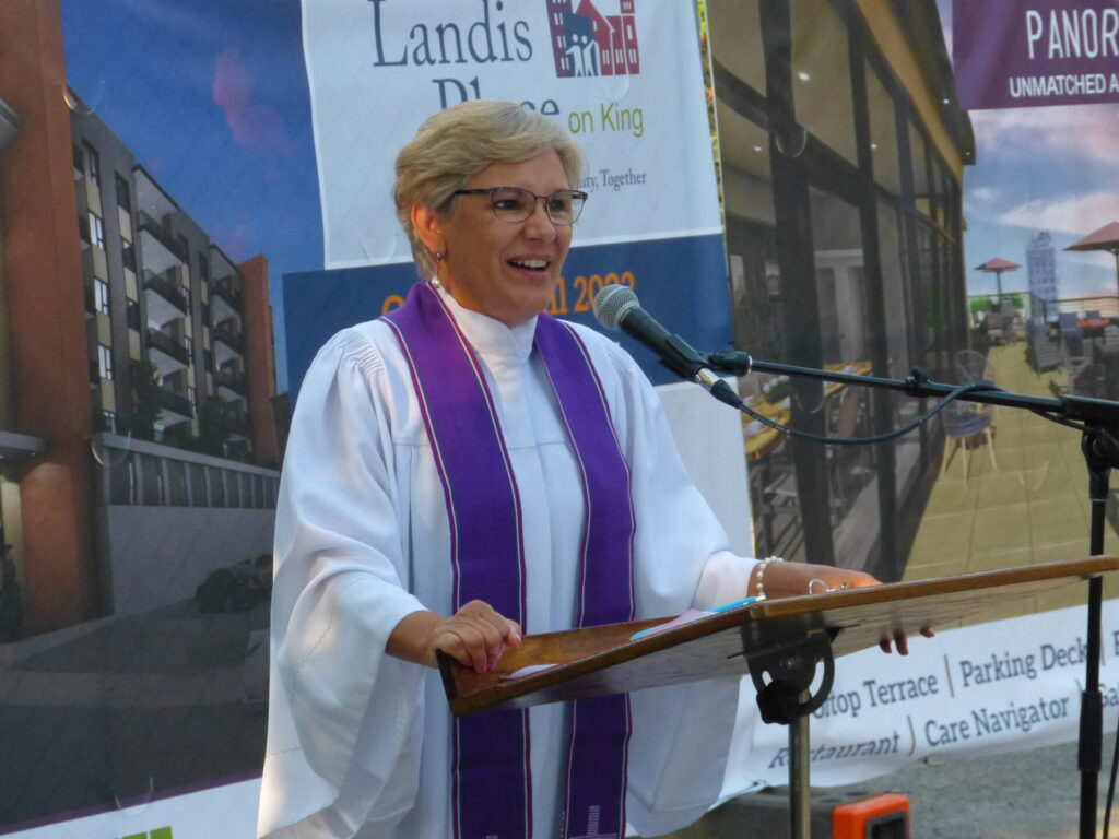 The Rev. Elizabeth Soto Albrecht, Community & Diversity Consultant, Landis Communities