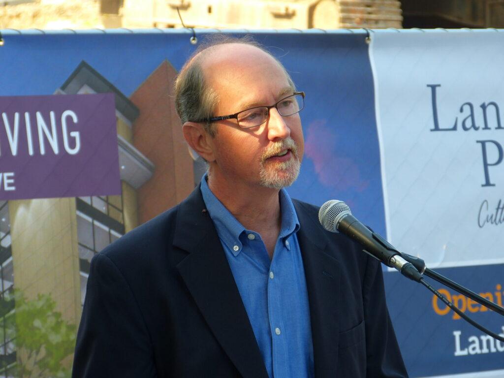 Larry Zook, President & CEO, Landis Communities