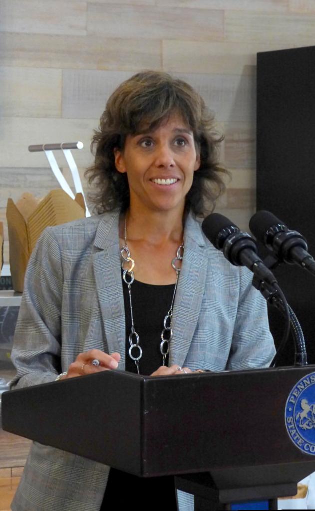Lisa Riggs, president, Economic Development Co. of Lancaster County