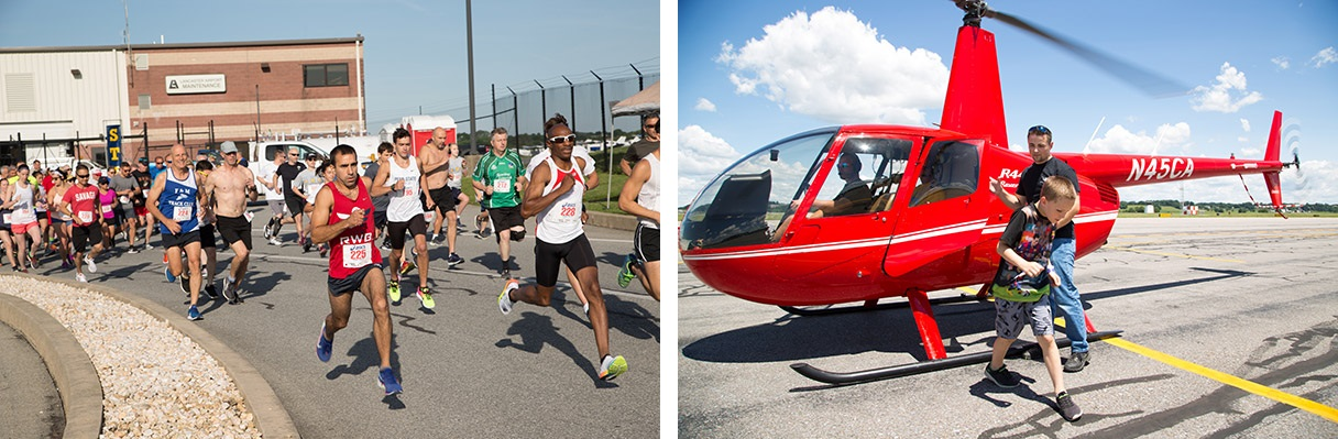Lancaster Rotary to host 'Wheels & Wings' on Saturday
