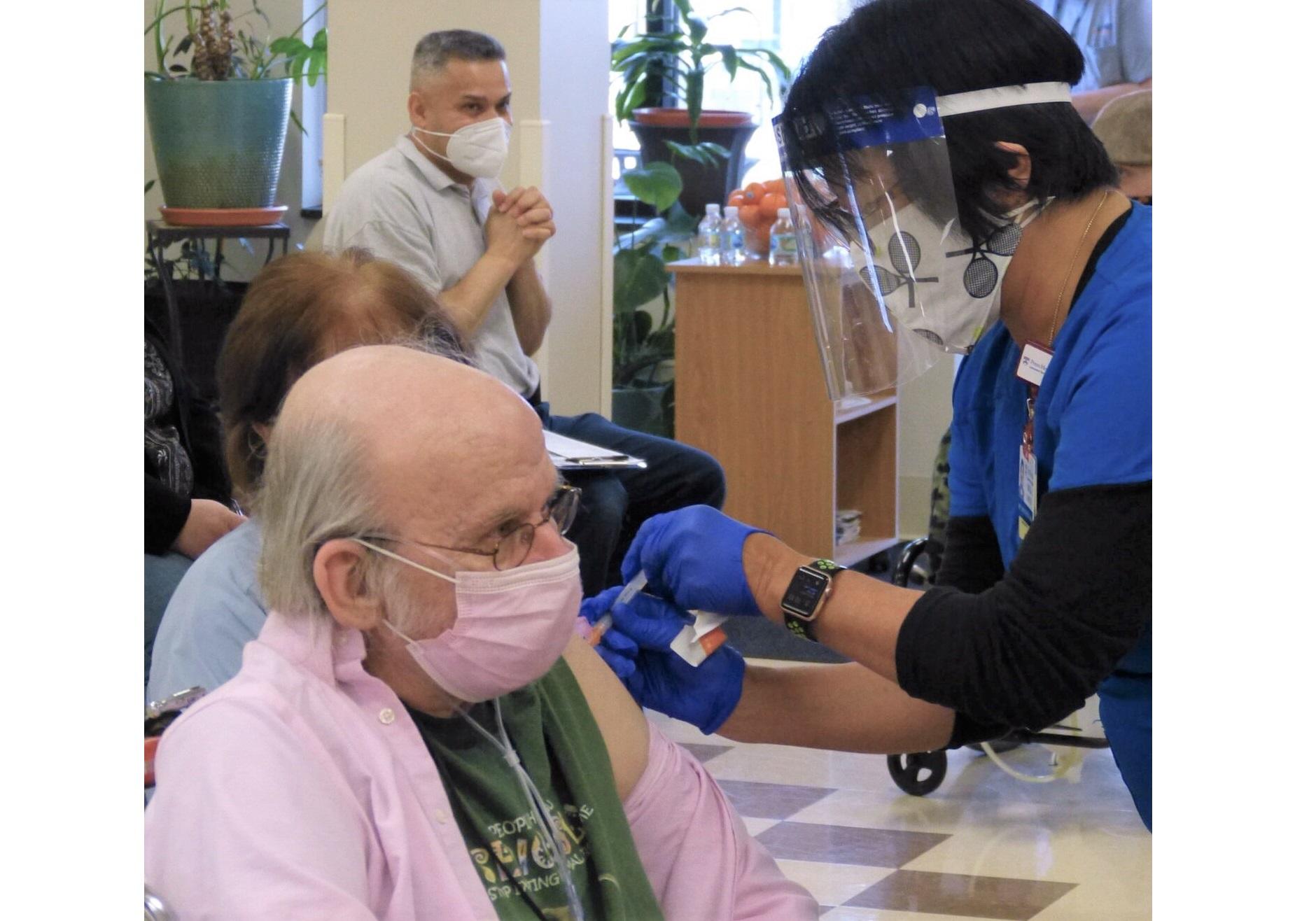 LG Health announces Covid-19 vaccine clinics
