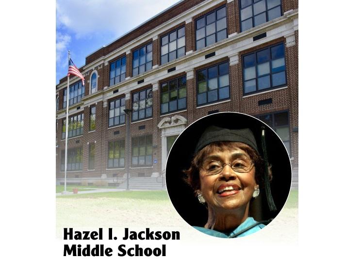 Hazel I. Jackson Middle School dedication planned on Sept. 20