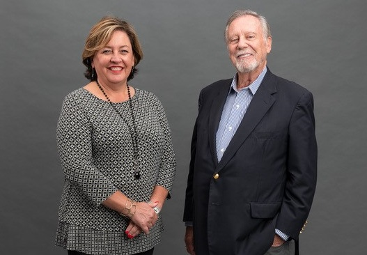 High Foundation Executive Director Robin Stauffer, left, and Chairman S. Dale High. (Source: Provided)