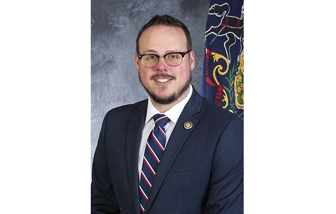 State Rep. Matt Dowling (Source: Repdowling.com)