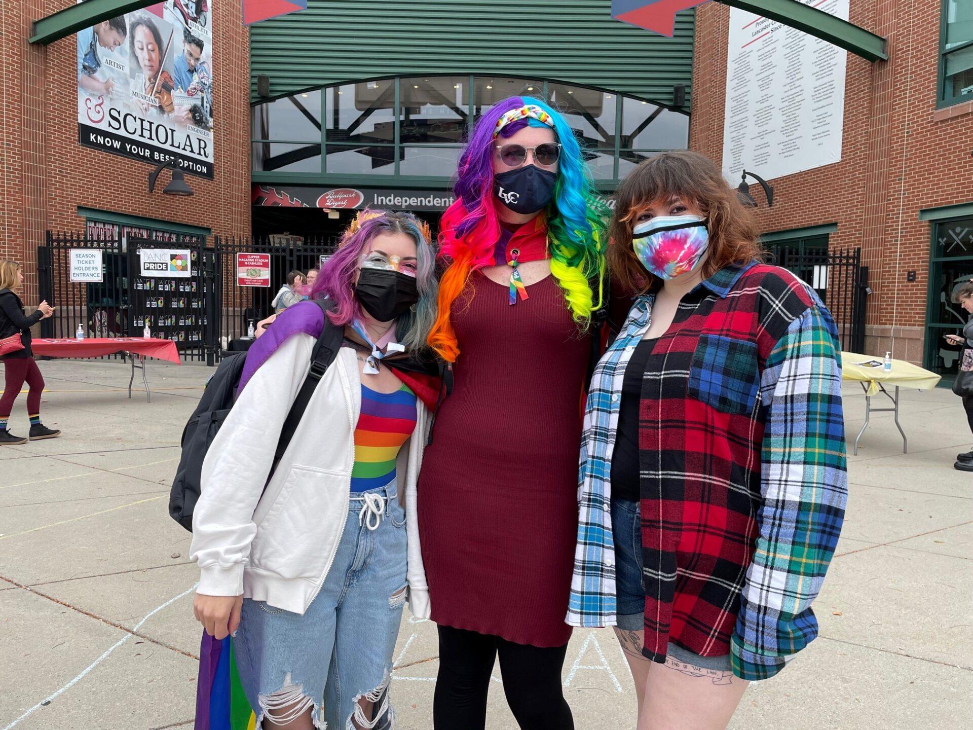 Pride celebrates LGBTQ+ community in Lancaster (video)