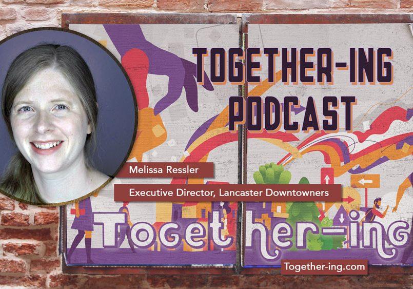 Together-ing with Melissa Ressler